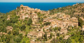 Mallorca, Deia küla
